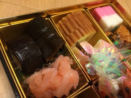 image7-500x375 博多久松の3段重おせち「舞鶴」壱の重