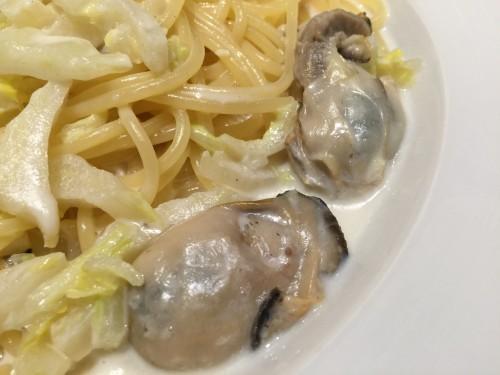 image6-500x375 馬車道 ラパウザの牡蠣のクリームパスタ