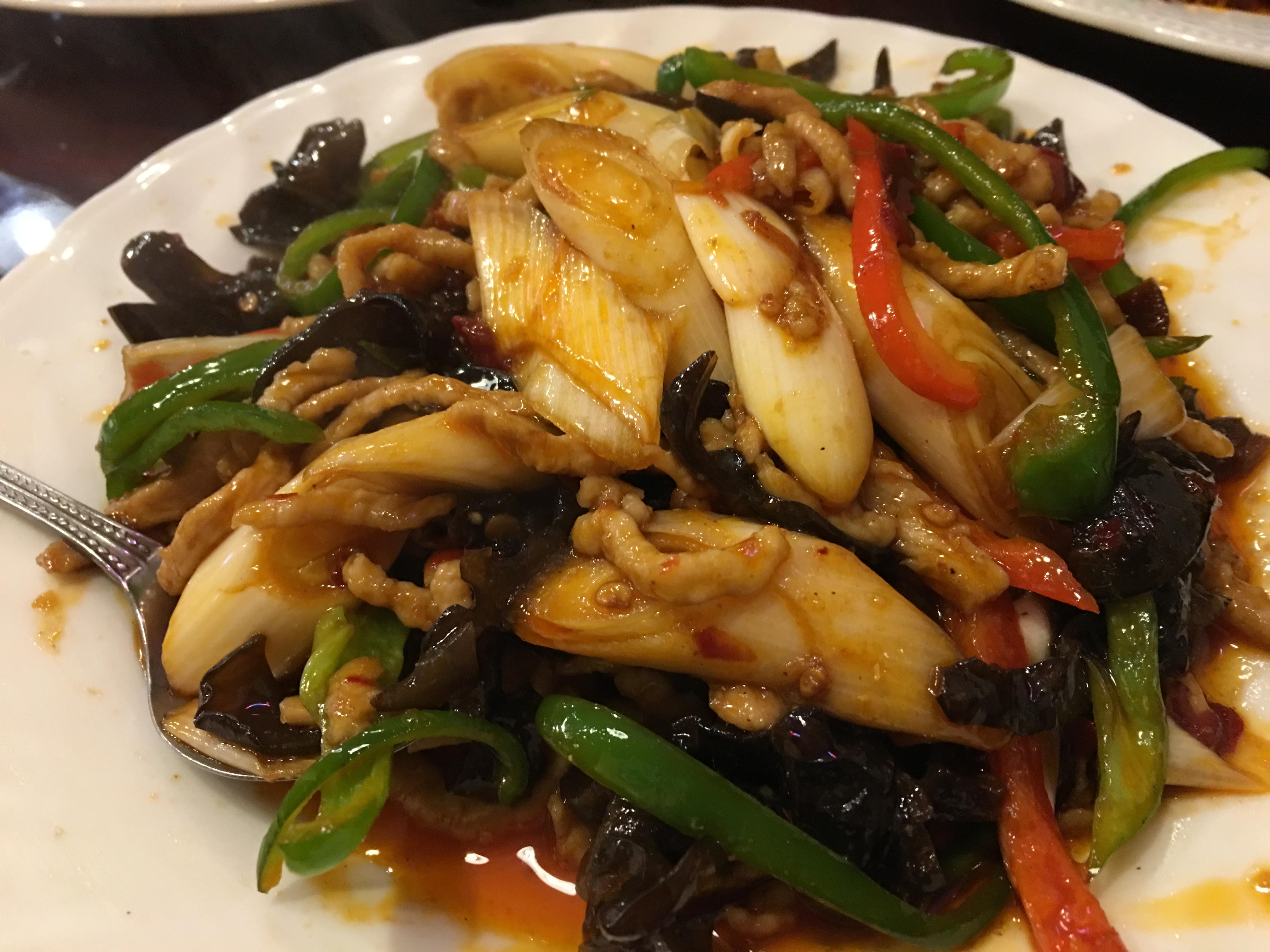 IMG_2235 池袋 楊2号店の四川料理