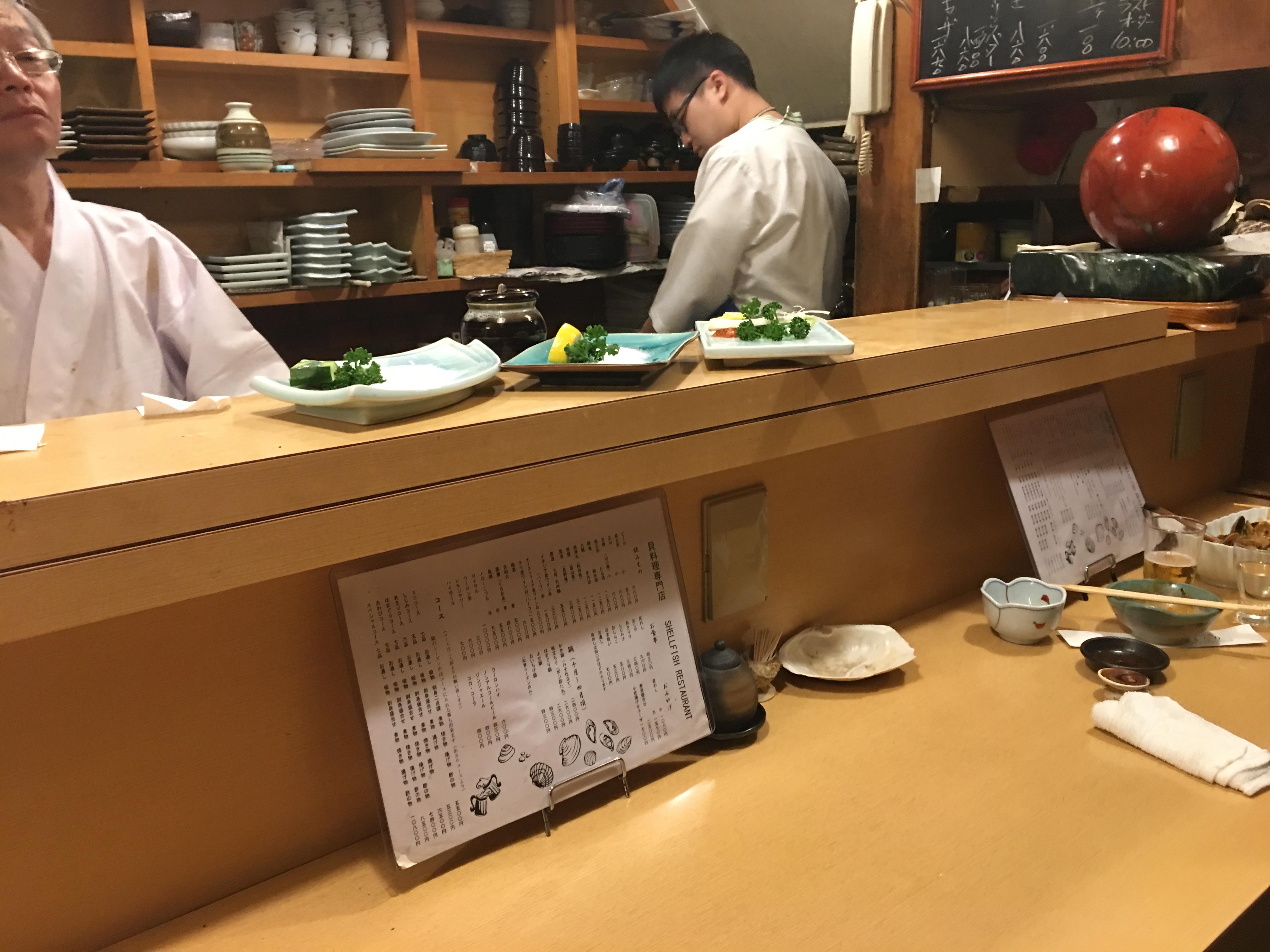 IMG_4109-e1488092213648 新宿 はまぐりで生牡蠣を楽しむ
