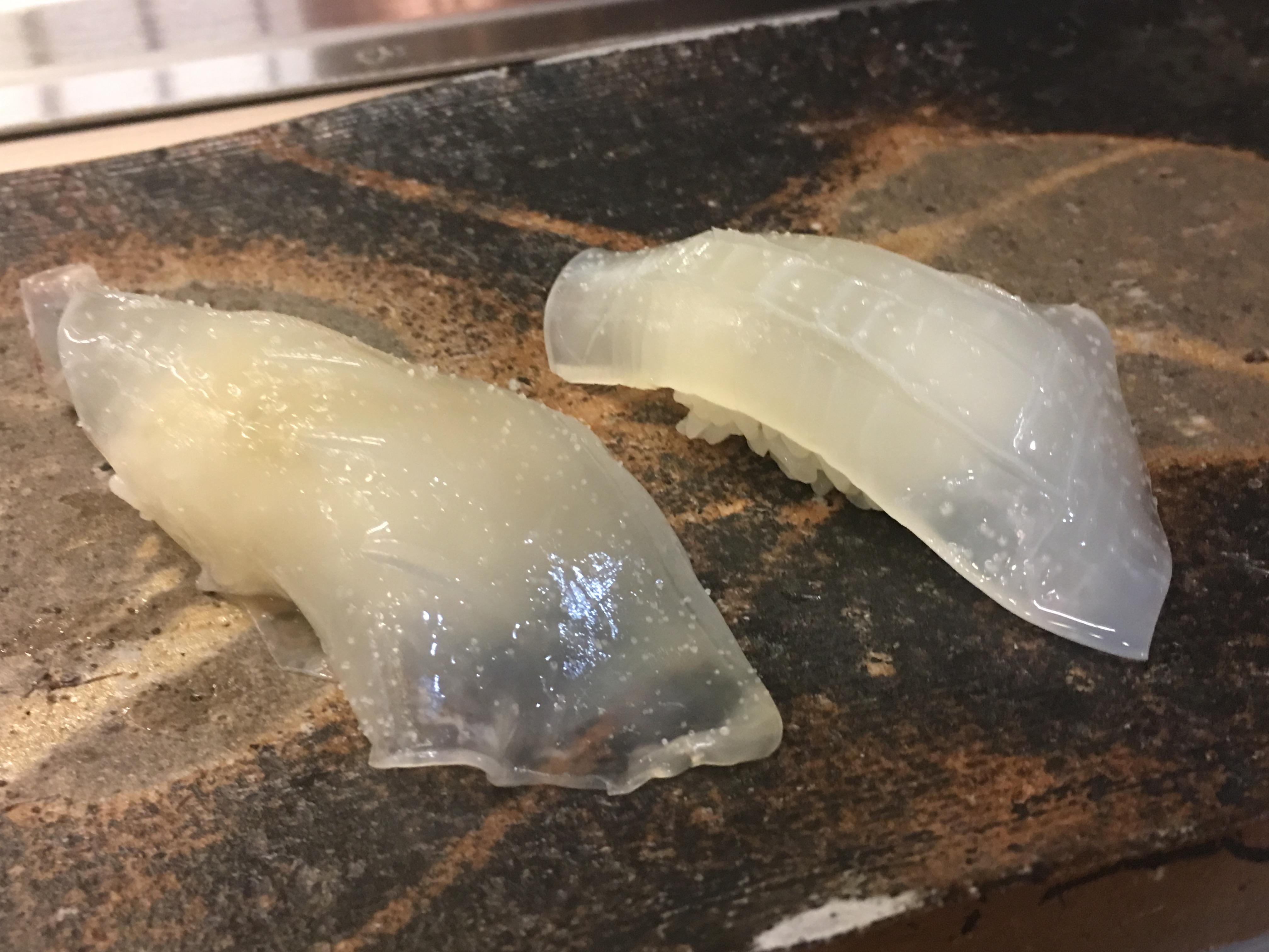 IMG_5104 青森滞在最後のご飯 天ふじのお寿司 2回目
