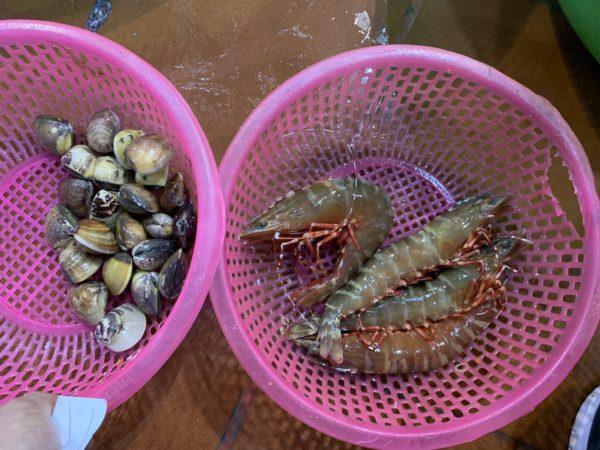 13C02F62-C585-4965-8538-A64B8EA2D928-600x450 ダナン クアン・ベーマンの海鮮料理