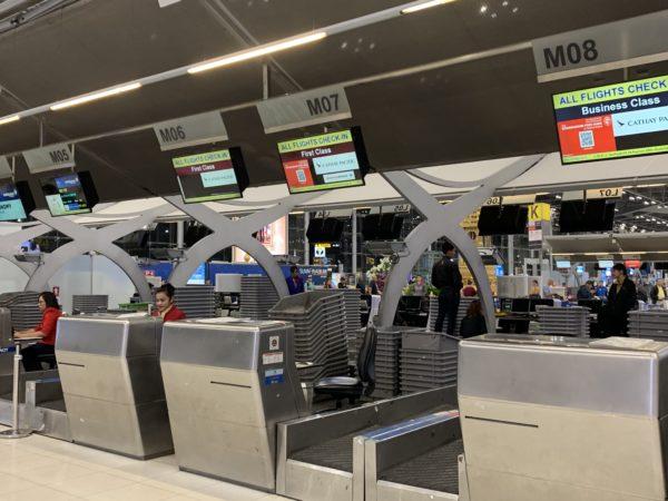 E117D6B6-DACE-4115-A7F5-EC89080312A8-600x450 スワンナプーム空港 キャせイパシフィック航空ラウンジ