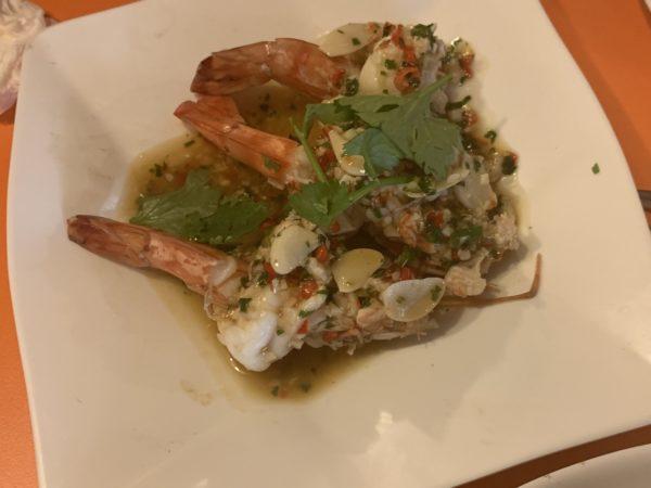 71F27AE2-66F5-42FF-883F-553B73AC8B8E-600x450 アーリー ラオラオの海鮮料理