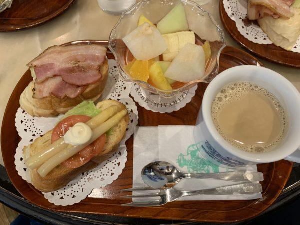 7C94F6DE-7930-4BAB-AC27-ACA4CDA64677-600x450 三宮 にしむら珈琲店の朝食セット
