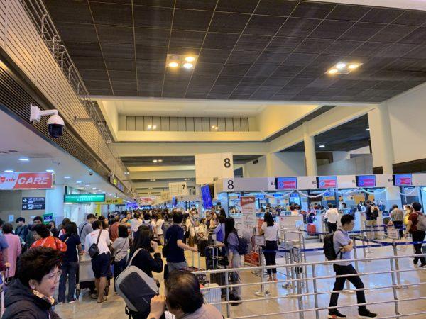 98EB0C4F-91C6-4D22-B6B3-3BAB4359BE83-600x450 雲南旅行のはじまり ドンムアン空港