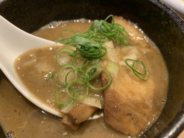 3FC006B1-3A15-4584-9BB8-E909A7DBDE51-600x450 札幌 井さいの濃厚煮干しつけ麺
