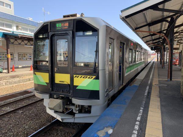 F0B194EF-2710-4D07-B308-A1B2509A726C-600x450 長万部から小樽へ引き続き鈍行列車に乗車