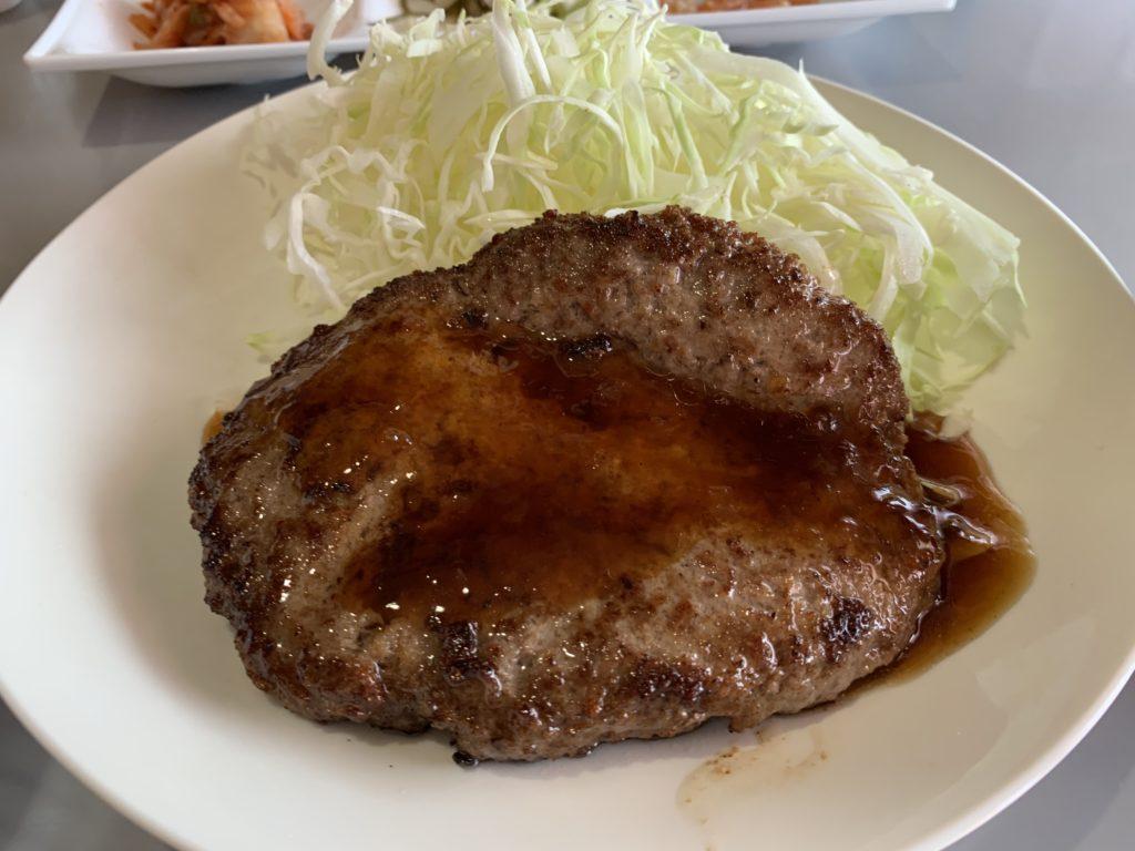 45F57FC0-3D69-4047-9BBD-B7C4B4703AC5-1024x768 札幌 信ちゃんママの白老牛ハンバーグ定食