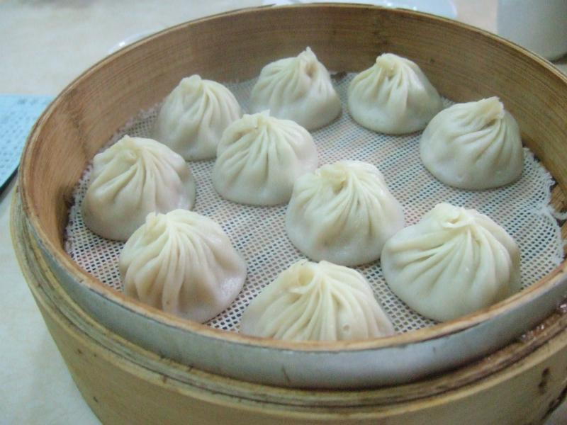 DSCF3889 台北 京鼎楼の小籠包
