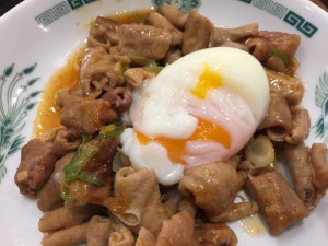 IMG_3335-300x225 馬車道 日高屋のがっつりホルモン炒め定食