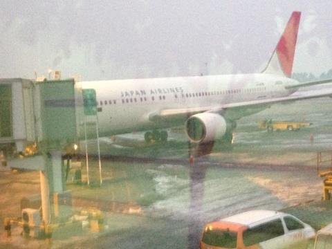 blog_import_54114ee24e42d 1月20日JAL90便ソウル金浦発羽田行きエコノミークラスとKALラウンジ