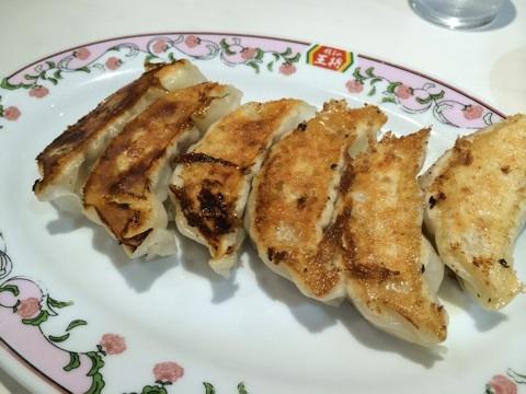 blog_import_54116848214a7 武蔵小杉 餃子の王将の黄金炒飯、さてその色は