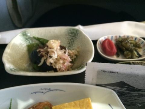 blog_import_5411718032768 8月31日ANA205便 成田発パリ行きファーストクラスの機内食3