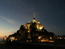 blog_import_541172647a016 モンサンミッシェルの夜景
