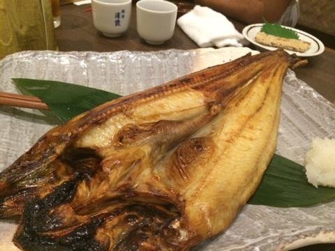 blog_import_546c1ce5a89a0 新宿 樽一のクジラ料理などなど