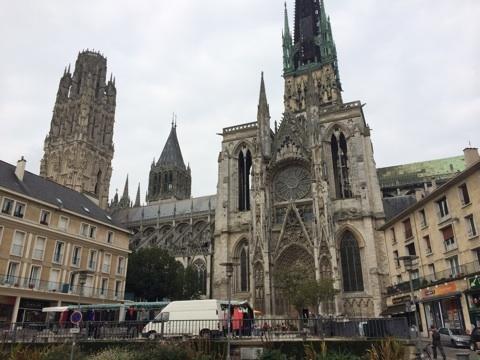 blog_import_546c1d7422f7d ルーアンの市街地を散策