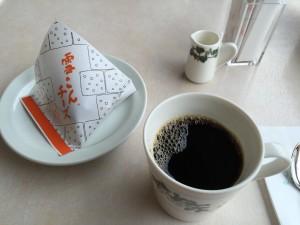 image200-300x225 札幌 六花亭円山店の喫茶室