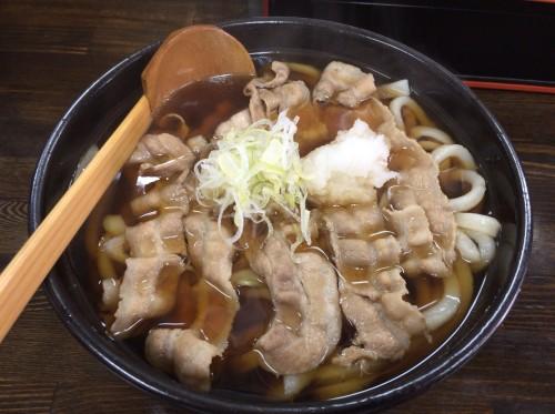 image319-500x375 横浜 まる久の肉うどん