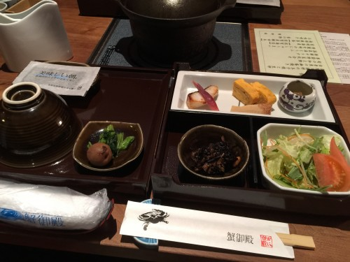image379-500x375 佐賀・太良町  蟹御殿の朝食