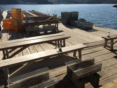 image387-500x375 佐世保・九十九島の海上かき小屋
